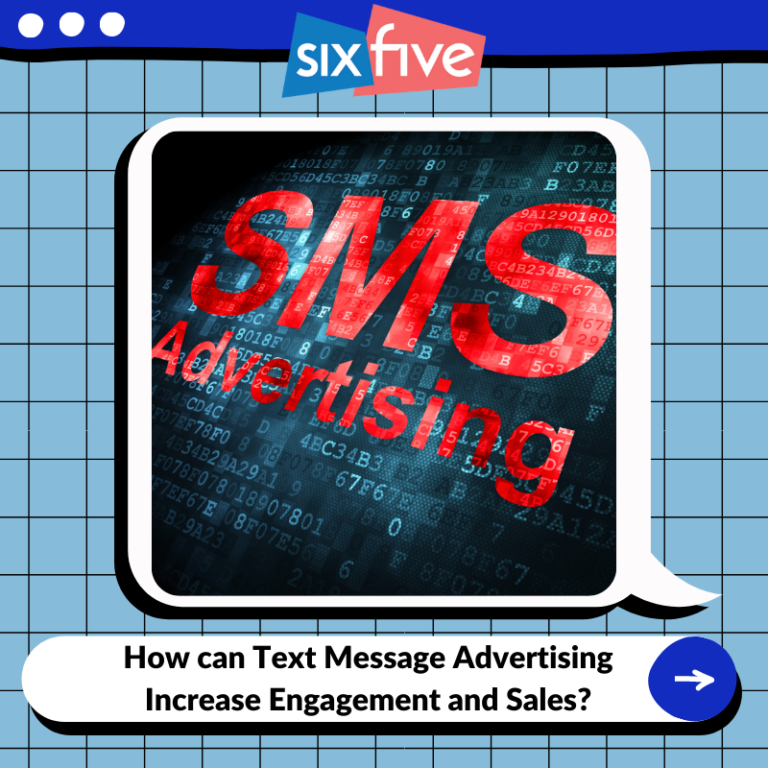 How can Text Message Advertising Increase Engagement and Sales?
