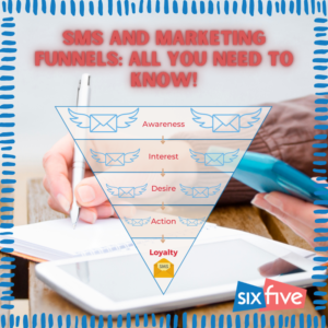 SMS and Marketing Funnels – All you need to know