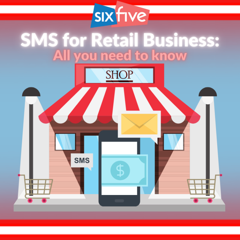 SMS for Retail Business