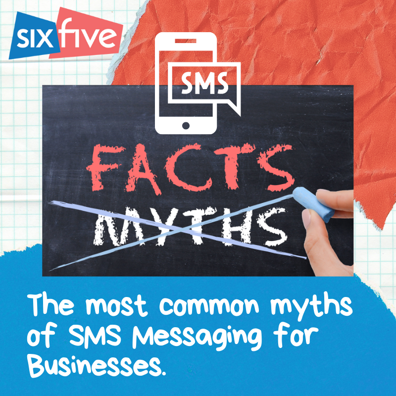 The most common myths of SMS Messaging for Businesses